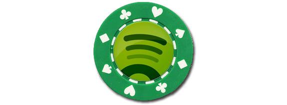 Spotify-chip