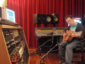 Songwriting in the Neve