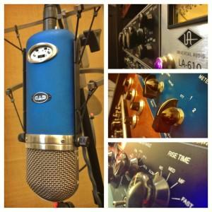 CAD VX2 Microphone Signal Chains