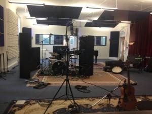 Faceometer drum session