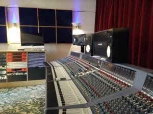 Our Rednets sitting pretty in Studio 1
